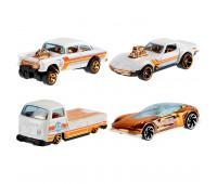 Машинка Hot Wheels Перламутр и хром премиальная в ассортименте GJW48