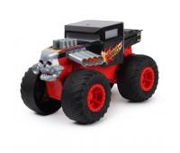 Машинка-трансформер Hot Wheels 1: 24 Монстр-трак Боун Шейкер GCG07