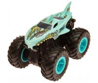 Машина Hot Wheels Monster Trucks Бэш Апс Зомби Шарк GDR85