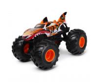 Машинка Hot Wheels Monster Tracks 1:24 Тигровая акула GCX21