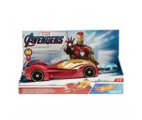 Машинка Hot Wheels Марвел Репульсоры Железного Человека (большая)
