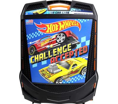 Кейс для 100 машинок Hot Wheels