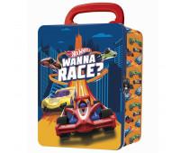 Кейс Hot Wheels для хранения 18 машин портативный Оранжевый HWCC2