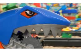 Голодная акула вырвалась на свободу | Новый трек в продаже