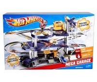 Трек Мега Гараж Hot Wheels