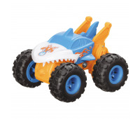 Машина Hot Wheels РУ Monster Trucks Shark Wreak 63650
