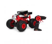 Машина Hot Wheels РУ Monster Trucks Bone Shaker 63648