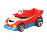 Машинка Hot Wheels Герои компьютерных игр Super Mario Марио GPC08