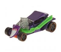 Машинка Hot Wheels Вселенная DC Джокер хот-род GFN49