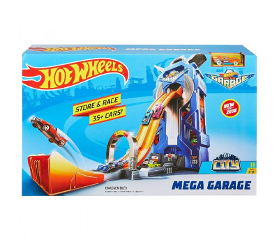 Hot Wheels Сити Мега Гараж FTB68