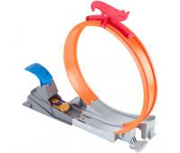 Игровой Набор Hot Wheels Конструктор трасс Огненный прыжок FWM88