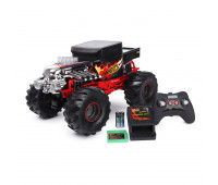 Машина Hot Wheels РУ 1:10 Monster Truck Bone Shaker Черный 61050
