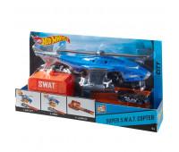 Вертолет Hot Wheels Super SWAT Copter