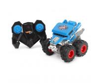 Машина Hot Wheels РУ Monster Trucks Bone Shaker 63649