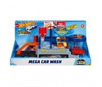 Hot Wheels Сити Мега-автомойка